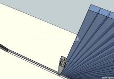 Pevná stena - grafický návrh