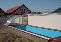 Bazénové prekrytia
