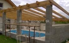 Zastrešený bazén poskytuje množstvo výhod, predĺženie využitia bazénu od marca do novembra bez prídavného vykurovania, ideálne využitie slnečnej energie vďaka vysokému solárnemu efektu, zvýšenie kvality vody ochranou pred dažďom.