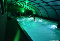 Posuvné zastrešenia bazénov. Vyberte si najvhodnejší typ zastrešenia vášho bazéna, ktoré splní vaše očakávania.