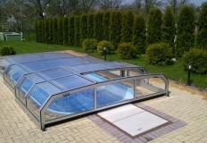 Posuvné zastrešenia bazénov Vyberte si najvhodnejší typ zastrešenia vášho bazéna, ktoré splní vaše očakávania.