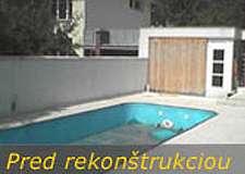 Statické - bazénové prekrytia