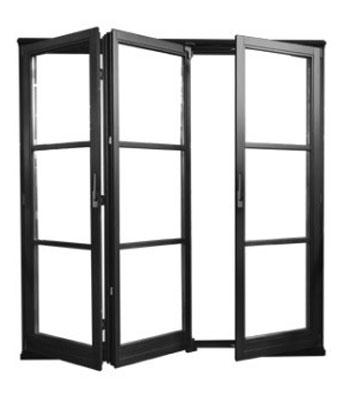 Drevené dvere Balkón FS Portal