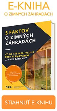 e-kniha 5 faktov o zimných záhradách