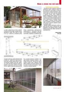 HPS mont s.r.o. Zasklievanie balkónov a lódžií, zimné záhrady, bazénové prekrytia, výroba deliacich priečok a prístreškov.