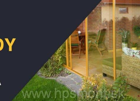 HPS mont s.r.o. Zimné záhrady